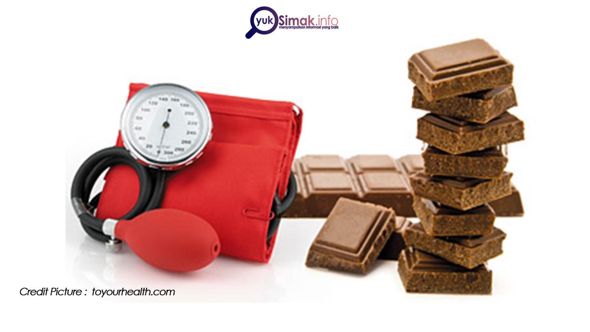 Picture Yuk Simak Info Cokelat dan Hipertensi